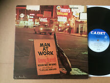 KENNY BURRELL MAN AT WORK  vinyl USA 1966  LP