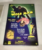 "The Wolf Man BELA THE GYPSY Sideshow 12"" Figure Universal Monsters NIB Holloween"