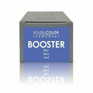 Kenra Color Permanent Coloring Creme Dye Booster Blue 85g