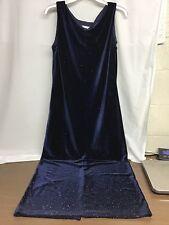 Storybook Heirlooms Velvet Dress Size 16