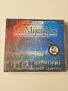Les Miserables The Music That Swept The World Double Cd