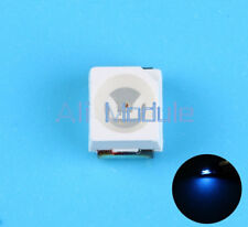 100X Power Top Smd Smt Blue PLCC-2 3528 1210 Super Bright Light Led cr