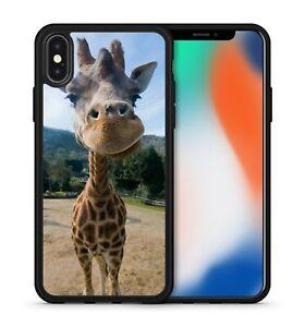 Cuddly Cute Marvellous Mini Spotted Giraffe Animal Stunning Soft Gel Phone Case