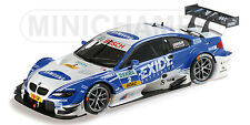 Minichamps 100122202 BMW m3 DTM - 'exite batteries' - 1:18 #neu in OVP #