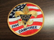 New Jersey State Police 2004 Camporee Patch       c5