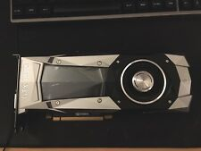 Nvidia GTX 1070 Founders Edition FE Used Good Condition