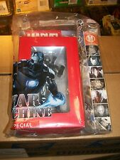 Eaglemoss Marvel Fact Files Special #24 WAR MACHINE Figurine with Magazine