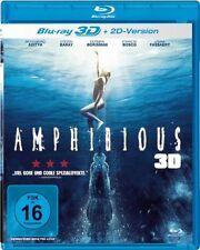 Amphibious Creature of the Deep ( (Blu-Ray) Verdi Solaiman, Mohammad Aditya NEW
