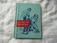 Dick and Jane book the new fun with dick and jane