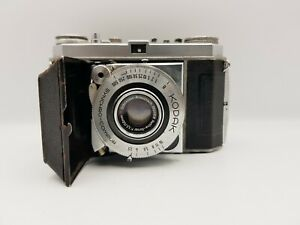 VINTAGE KODAK RETINA 1a COMPACT FOLDING 35mm FILM CAMERA