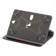 Funda 7 Zoll estilo libro con Sostenga el sujetador para tablets 360° Giratorio