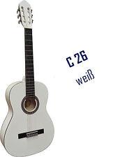 "Gitarre,4/4 Konzert/Set-STIMMGER�""T ET33,Tasche-Band/Gurt,ersatz Saiten,3xPik!n"