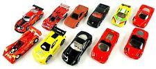 (Lot Of 11) Hot Wheels Ferrari Race Cars & Supercars