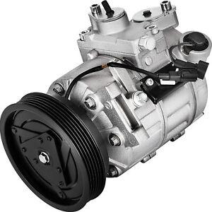 A/C AC Compressor w/ Clutch for Volvo S60 S80 XC70 XC90 & Land Rover LR2 68675