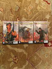 Freddy vs Jason vs Ash Vol 1 (3 Cover Variants) Wildstorm / Dc Comics
