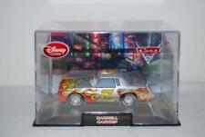Disney Store Pixar Cars Darrell Cartrip in Acrylic Case 1:34