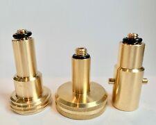 LPG Adapter Set (ACME lang Bajonett Dish) 10mm M10 Autogas