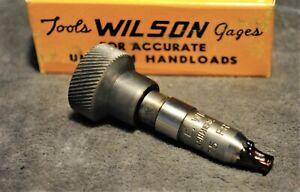 L.E. WILSON ~ PRIMER POCKET REAMER 0.175 (SMALL PRIMER) ~ BRAND NEW OLD STOCK ~