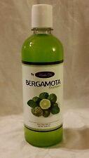1X Shampoo de Bergamota, Bergamot Shampoo package of 1, {1 Bottel of Shampoo}