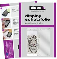 2x Ulefone Tiger Film de protection d'écran protecteur clair dipos