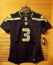 Nike Authentic Seattle Seahawks Womens Jersey Medium Wilson 3 ce08c52bd