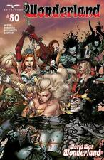 Grimm Fairy Tales Presents Wonderland 50 Cover C