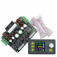 DPH3205 0-160W Adjustable Digital Programmable Buck-Boost DC Power Supply Module