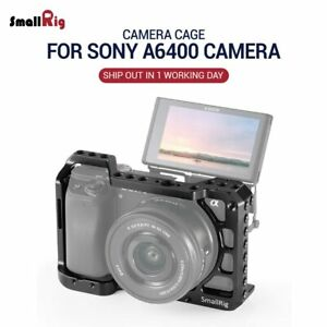 SmallRig A6400 Camera Cage for Sony Alpha A6300 / A6400 / A6500 / A6100 Camera