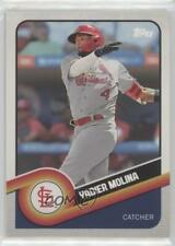 2020 Topps Brooklyn Collection Yadier Molina #34