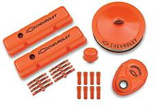 Proform SB Chevy 1958-86 Orange Engine Dress Up Kit 141-780