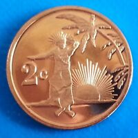 Tokelau 2 cents 2012 UNC Sunshine