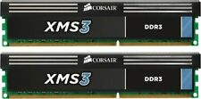 Corsair XMS3 8GB (2x4GB) CMX8GX3M2A1600C11 DDR3-1600 PC3-12800U   #108185