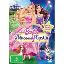 Barbie The Princess And The Popstar : NEW DVD
