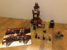 LEGO Harry Potter 4840 The Burrow 100% Complete. All minifigs and Pig.
