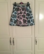 Metallic Skirt by MISSGUIDED - Size UK 6