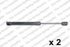 2 x Bonnet Gas Strut Set for BMW 330d 3.0 (07/12-Present)