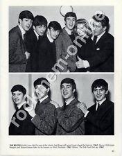 Beatles Shane Fenton Alvin Stardust Joan Regan book photo 1962 TAM3