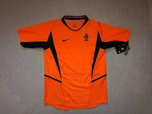 2003 Holland Nike 🇳🇱  BNWT RARE HOLY GRAIL FOOTBALL SHIRT LB MINT!!