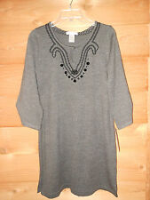 Ladies London Times Petite Sweater Dress, Size Petite Large, New With Tags!