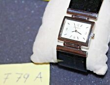 BEAUTIFUL FOSSIL  ES 1620 Stainless St 50m Working Woman's Watch F79-A