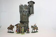 Stadt-Wehr Turm zu 7cm  -1411, Mittelalter, Spätmittelalter, History Tale
