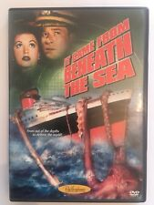 It Came From Beneath The Sea (DVD, 2003) Classic 50's Monster Film, Region 1 OOP