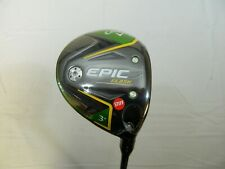 Brand New Rh Callaway Epic Flash 13.5* 3+ Fairway Wood Evenflow 55g 6.0 Stiff