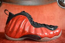 VNDS CLEAN Nike Air Foamposite One Metallic Red Size 11 314996 610 Basketball