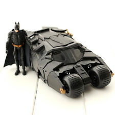 DC BATMAN THE DARK KNIGHT BATMOBILE FIGURES DOLL TUMBLER DIECAST VEHICLE CAR TOY