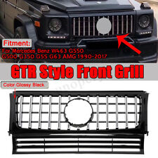 For Mercedes Benz W463 GT Grille G Wagon G550 G500 G350 G55 G63 Front 1990-2017