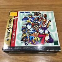Waku Waku 7 SEGA SATURN SS JAPAN