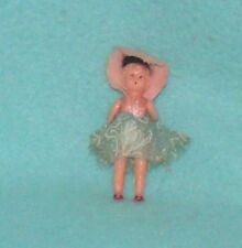 Vintage Miniature Doll in Hard Plastic