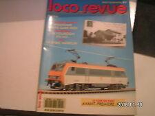 **a Loco Revue n°540 Autorails RGP / 030 TB Model-Loco en HO / BB 26004 Märklin