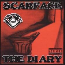 The Diary [Screwed] [PA] by Scarface (CD, Nov-2004, Prince Entertainment)
